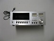 Vintage Pioneer Cassette Tape Deck CT-F2121