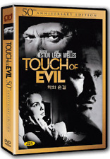 [DVD] Touch of Evil (1958) Charlton Heston, Orson Welles (2-DISC) *NEW