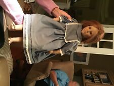 annette himstedt doll. Prairie Heritage doll Toni. Excellent condition.
