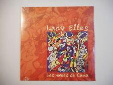 LADY ELLES : LES NOCES DE CANA [ CD SINGLE NEUF PORT GRATUIT ]