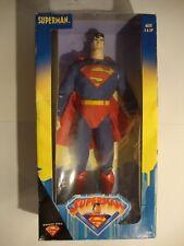 "Warner Bros. Superman completamente Poseable 12"" figura"