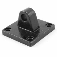 75mm X 75mm Rectangle Base Pivot Clevis Mounting Bracket For Air Cylinder