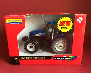 2009 Britains New Holland T6070 Tractor No42325 MIB