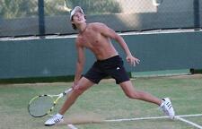 Shirtless Young Athletic Jock Tennis Boy Legs Sports PHOTO 4X6 Pinup P735*******