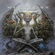 "CD - ""End Of Disclosure""  von Hypocrisy++neu+ovp+"