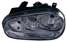 1999-2001 Volkswagen VW Golf/GTI Passenger Side Headlight Assembly w/o Fog Light