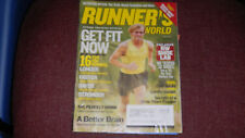 Runner's World Magazine Get Fit Now March 2004 0604R