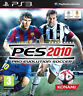 SONY PLAYSTATION 3 PES 2010 PRO EVOLUTION SOCCER PS3 PAL ITALIANO COMPLETO