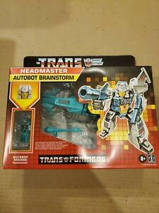 Headmaster Brainstorm Transformer Walmart reissue