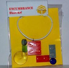 Handmade Plastic Beaded Costume Necklaces & Pendants