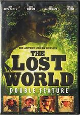 The Lost World  /Return to the Lost World (DVD, 2012) John Rhys-Davies