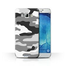 STUFF4 Back Case/Cover/Skin for Samsung Galaxy A8/Camouflage Army Navy