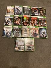 xbox 360 games wholesale lot Tekken Halo Gta Assasins Creed Crysis Gears Of War