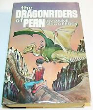 The Dragonriders Of Pern By Anne McCaffrey Hardcover Book Club Edition