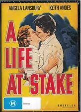 A LIFE AT STAKE - ANGELA LANSBURY - NEW & SEALED DVD - FREE LOCAL POST