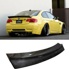 Carbon Fiber Trunk Spoiler Wing FOR BMW E92 335i 328i M3 2007-2012 LB Style