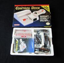 Nintendo NES-101-Control Deck-Top Loading Console-RARE-CIB-1993 NM/M