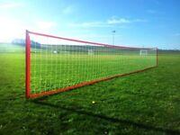 Fußball-Tennis Netz, 6,00 m