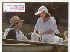AL PACINO MARTHE KELLER  BOBBY DEERFIELD 1977 VINTAGE LOBBY CARD ORIGINAL #8
