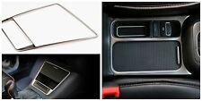 VW Tiguan Rahmen für Mittel Konsole Aschenbecher Edelstahl Gebürstet  TSI TDI