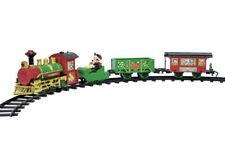 Disney Christmas Mickey Mouse Holiday Express Ready To Play 12pc Train Set NEW