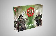 Bushido BNIB Ito Clan Starter Set GCTBIC001/19