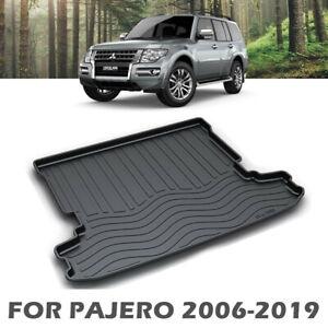 Heavy Duty Trunk Cargo Mat Boot Liner for Mitsubishi Pajero 5 & 7 Seats 2006-21