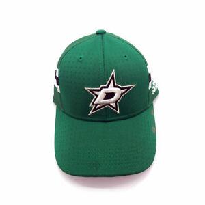Adidas Youth Dallas Stars 2017 Draft Flex Green Hat B072W9 GREEN/WHITE/BLACK