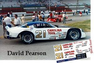 CD_2331-C   #21 David Pearson  1973 Camaro   1:24 scale DECALS