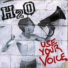 """New Music H2O """"Use Your Voice"""" LP"""