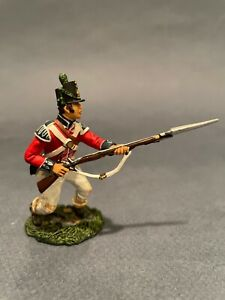 Britains #17700 Waterloo British Napoleon Coldstream Lt.Co. Charge Bayonet,NOBOX