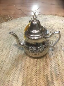 moroccan Hand Crafted teapot(2litres)