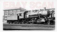 8A966 RP 1930s/40s DL&W LACKAWANNA RAILROAD 2-6-0 ENGINE #504