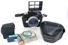 Nikonos I Underwater 35mm SLR Film Camera Nikkor 35mm f2.5 Lens Calypso Nikon
