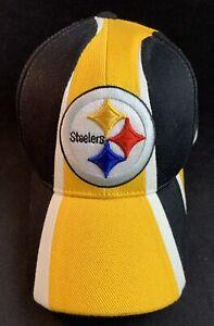 Pittsburgh Steelers NFL Equipment One Size Reebok Hat Cap