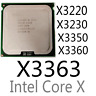 intel Xeon X3220 X3230 X3350 X3360 X3363 LGA775 CPU Processor