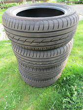 4 x 205/55 R16 91H Normal tyre Yokohama C Drive 2 0 5/16in Mint