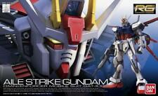 Gundam 1/144 RG #03 Aile Strike Gundam O.M.N.I. Enforcer GAT-X105 Model Kit