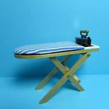 Dollhouse Miniature Ironing Board and Iron ~ G7046