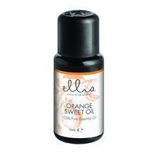 Orange - Ellia 15ml Essential Oils - Finer Oils