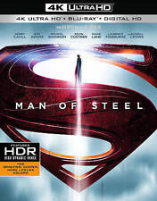 Man of Steel (2016, 4K Ultra HD Blu-ray/Blu-ray Includes Digital Copy HD