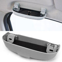 Auto Accessories  Car Sunglasses Holder Glasses Case Cage Storage Box 2019 new
