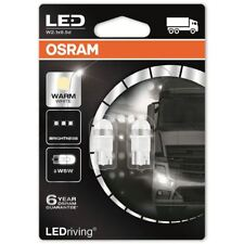 Osram W5W 24 V 2824WW-02B blanc chaud DEL Retrofit Interior Lights 4000K New Twin