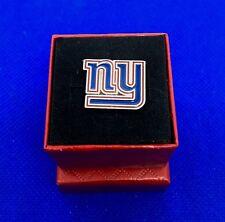 New York Giants Pin Hat Lapel Book Bag Pin Football Team Fan NEW