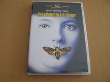 Das Schweigen der Lämmer Jodie Foster Anthony Hopkins Extras 113 min. DVD