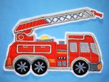 XXL Feuerwehr Aufnäher
