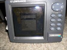 Echolot Lowrance lms 332c