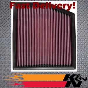 K&N 33-2458 Air Filter suits BMW X4 (F26) xDrive 35i N55 B30A (2979cc)
