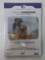 Vecchi e Giovani - Serie Completa - DVD Grandi Sceneggiati - COMPRO FUMETTI SHOP