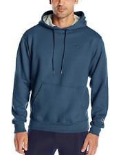 Champion Men's Powerblend Fleece Pullover Hoodie,  Juniper Blue, Size XXL